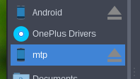 oneplusX-mtp-enabled